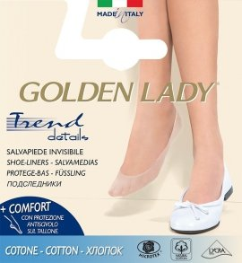 Baletki Golden Lady 6P Cotton