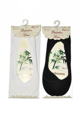 Baletki RiSocks 2723 Bambus/Silikon