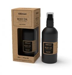 Olejek do ciała CBDmed (250 mg CBD), 100 ml
