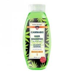 Szampon do włosów konopny 500 ml Cannabis