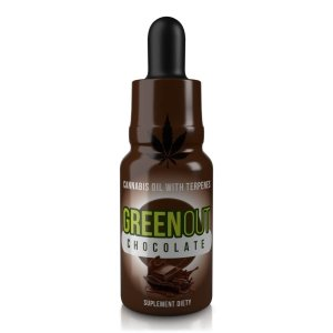 Green Out Relax Chocolate XL – Ekstrakt Premium 400mg