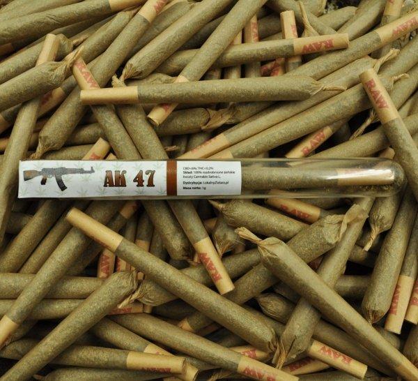 Susz 0,8g CBD AK-47