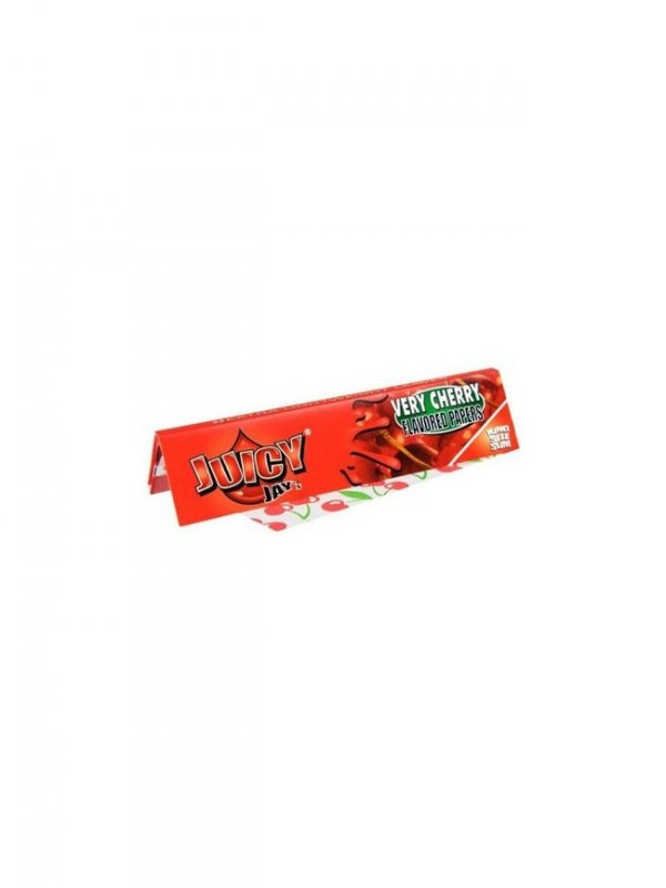 Bletki bibułki smakowe Juicy Jay's Very Cherry