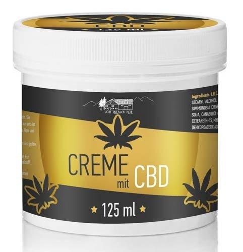 Krem konopny CBD 10% 125 ml Producent: