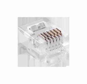 Wtyk telefon. 6P 6C LX9130/6/6