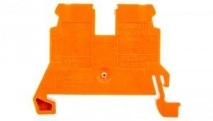 Złączka 2-przewodowa 2,5mm2 pomarańczowa 870-902