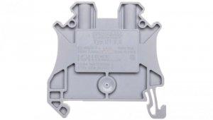 Złączka szynowa 4-przewodowa 0,14-4mm2 szara UT 2,5 3044076 /50szt./