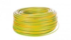 Przewód instalacyjny H07V-K 1,5 zielono-żólty 29130 /100m/