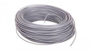 Przewód instalacyjny H05V-K 0,75 szary 29103 /100m/
