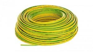 Przewód OLFLEX HEAT 125 SC 1x4 żółto-zielony 1237000 /100m/