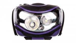 Latarka czołowa LED 1W Outdoor Sports Head Light 120lm 3xAAA PROFESSIONAL LINE