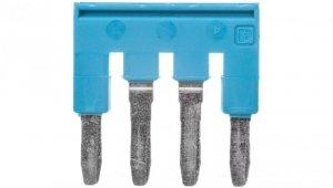 Mostek wtykany 4-biegunowy 6,2mm niebieski FBS 4-6 BU 3036958 /50szt./