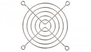 Metalowa kratka ochronna dla wentylatorów 92x92mm RAL7035 LZ33-90