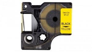 Taśma/rurka termokurczliwa do drukarek 6mm x 1,5m żółta S0718270 18052