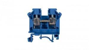 Złączka szynowa 2-przewodowa 10mm2 niebieska NOWA ZSG 1-10.0Nn 11521313