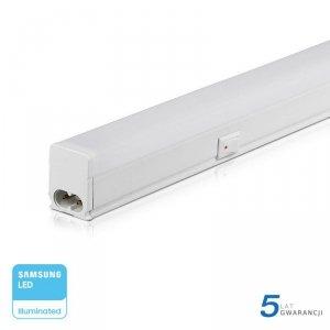 Belka LED V-TAC SAMSUNG CHIP 4W 30cm z włącznikiem VT-035 4000K 360lm 5 Lat Gwarancji