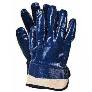 Rękawice nitrylowe usztywnione, rozmiar 10