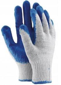 Rękawice wampirki niebieskie, rozmiar 9, (10 par)