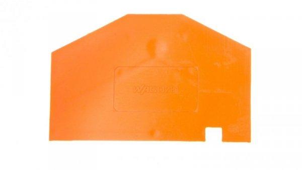 Ścianka rozdzielajaca pomarańczowa 281-318