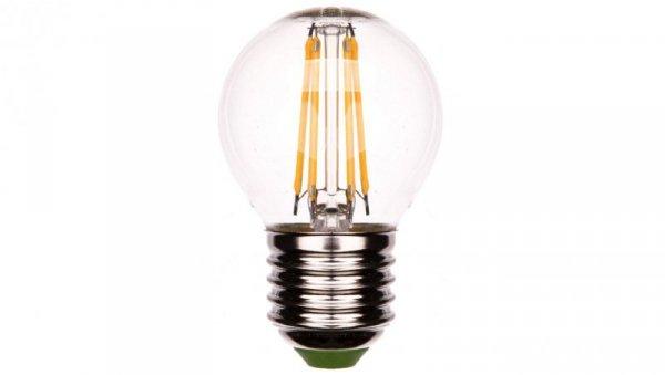 Żarówka LED 4W E27 G45 420lm 3000K GLOBE FILAMENT Z74240