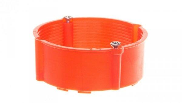 Pierścień dystansowy PK-60 24mm z wkrętami czerwony IP20 028403-01