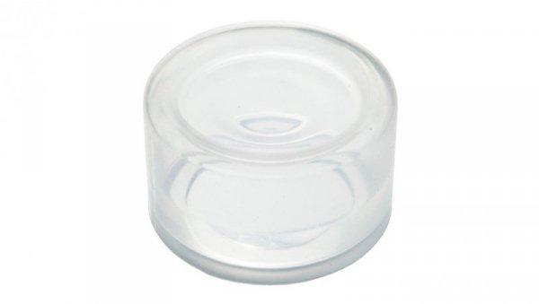 Osłona przycisku transparentna okrągła ZBP0