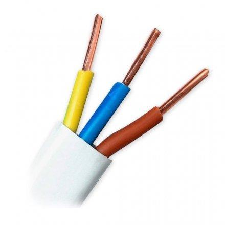 Przewód YDYp 3x2,5 żo 450/750V /100m/
