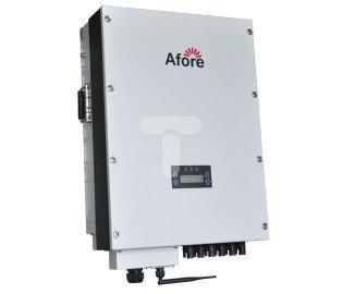 Inwerter sieciowy  trójfazowy 15 kW AC 2x trackery MPP WIFI on-grid Afore BNT015KTL
