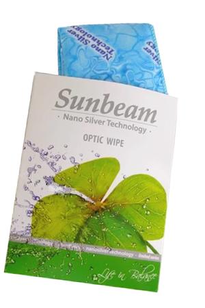 Czyścik do okularów Nano Silver Technology