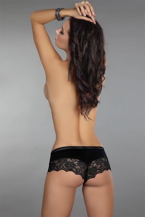 Asami Black majtki LC 6048 rozmiar - M