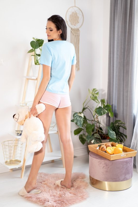 CUTE FLAMANT bawełniana piżamka L/XL
