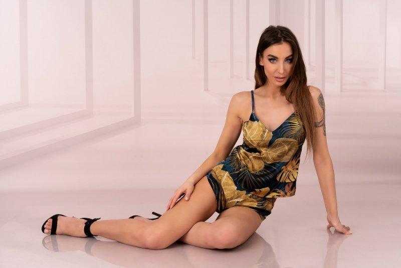 Damen Aquareel Collection rozmiar - S