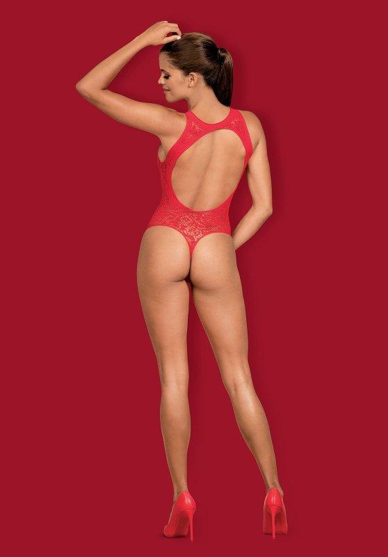 OBSESSIVE B120 czerwone body