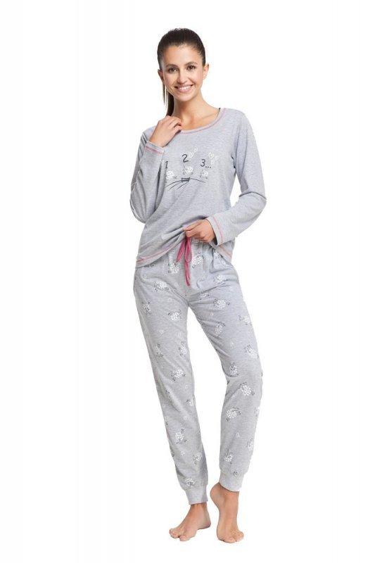 Piżama damska Luna 601 M-2XL