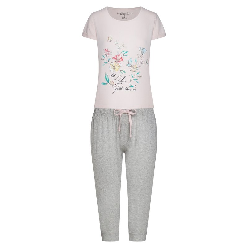 Piżama Henderson Ladies 38889 Tamia kr/r S-2XL