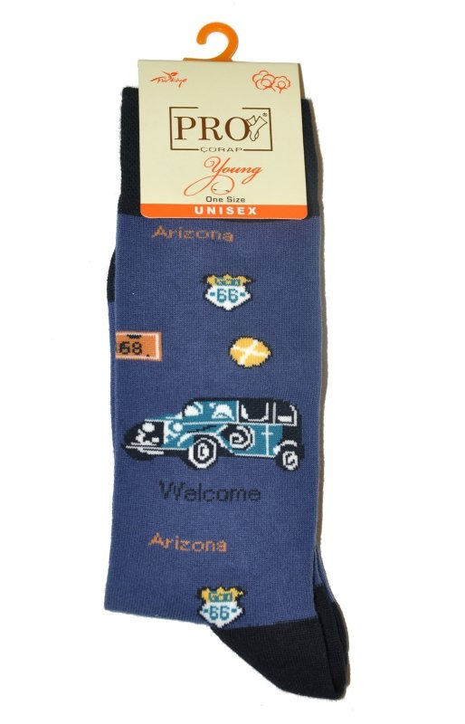 Skarpety PRO Cotton Young Socks 11008 39-44
