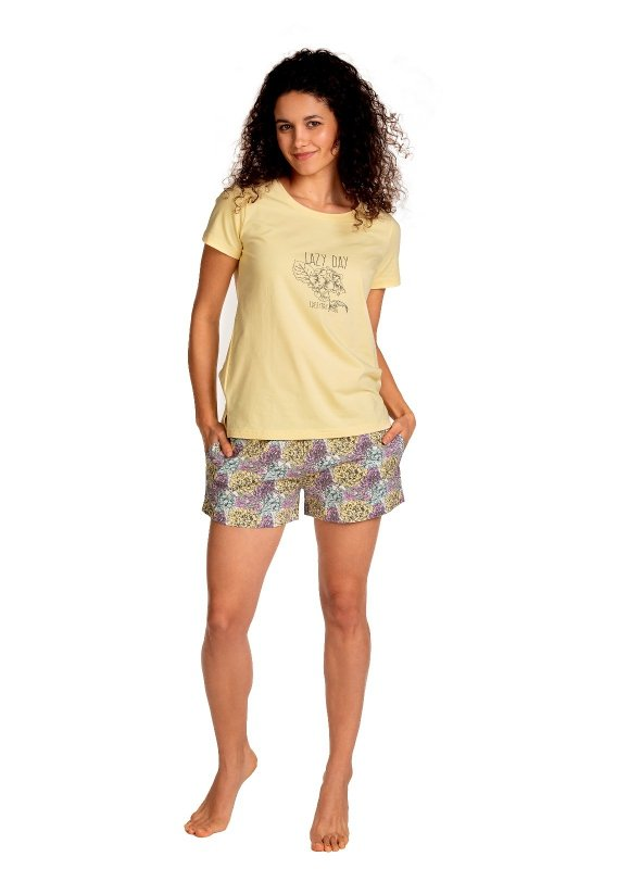 Piżama Lama L-1397 PY kr/r S-XL
