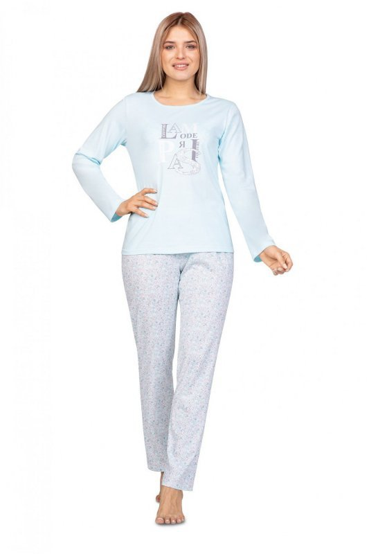 Piżama Regina 966 dł/r 2XL-3XL damska