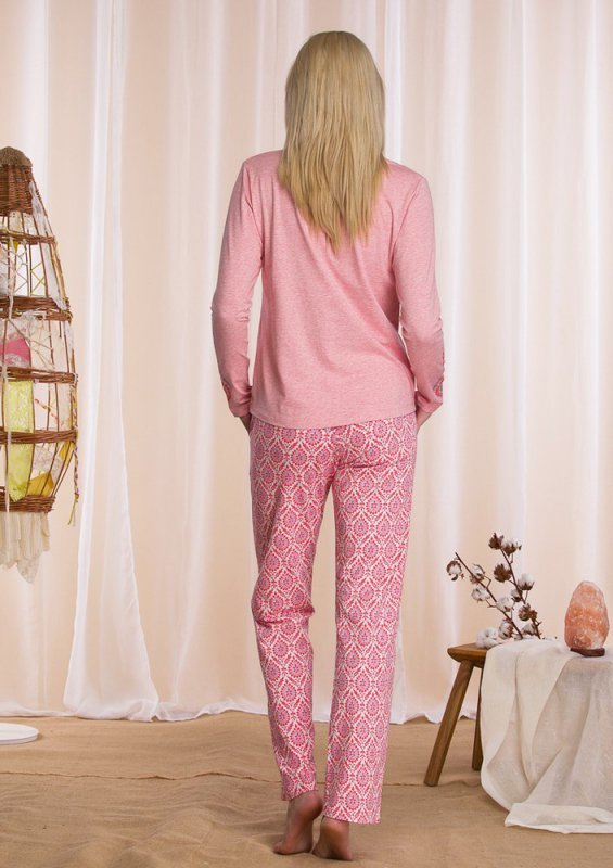 Piżama Key LNS 500 B21 S-XL