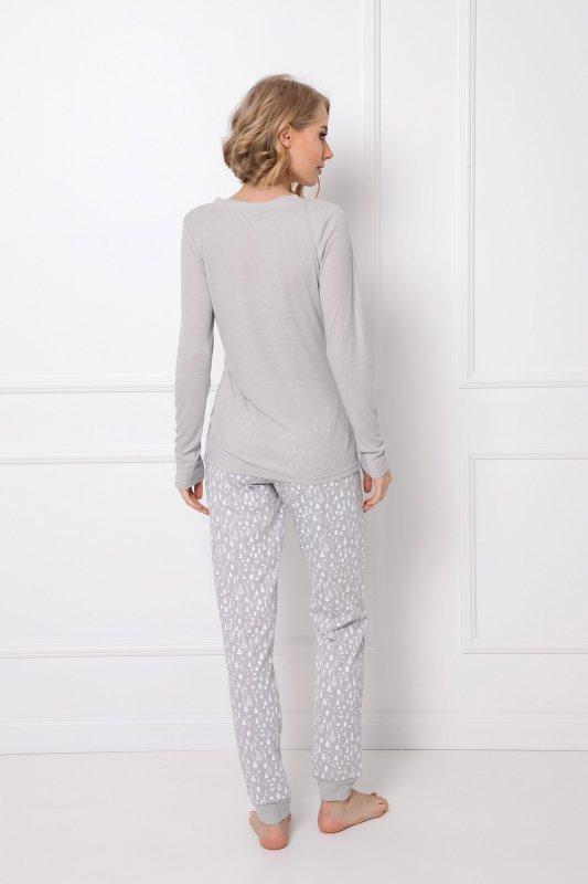 Piżama Aruelle Arianne Long dł/r XS-2XL