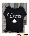 Koszulka Damska oversize Dama...