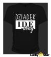 Koszulka Męska Dziadek idealny