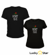 Koszulki dla Par Never fails