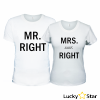Zestaw dla par MR. MRS. RIGHT