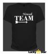 Zestaw koszulek Twoje Nazwisko TEAM