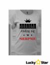 Koszulka Damska Królowe rodzą się... (twój miesiąc)
