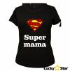 Zestaw Koszulek SUPER MAMA, TATA, SYN