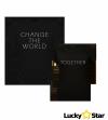 Koszulki dla Par Change the world TOGETHER