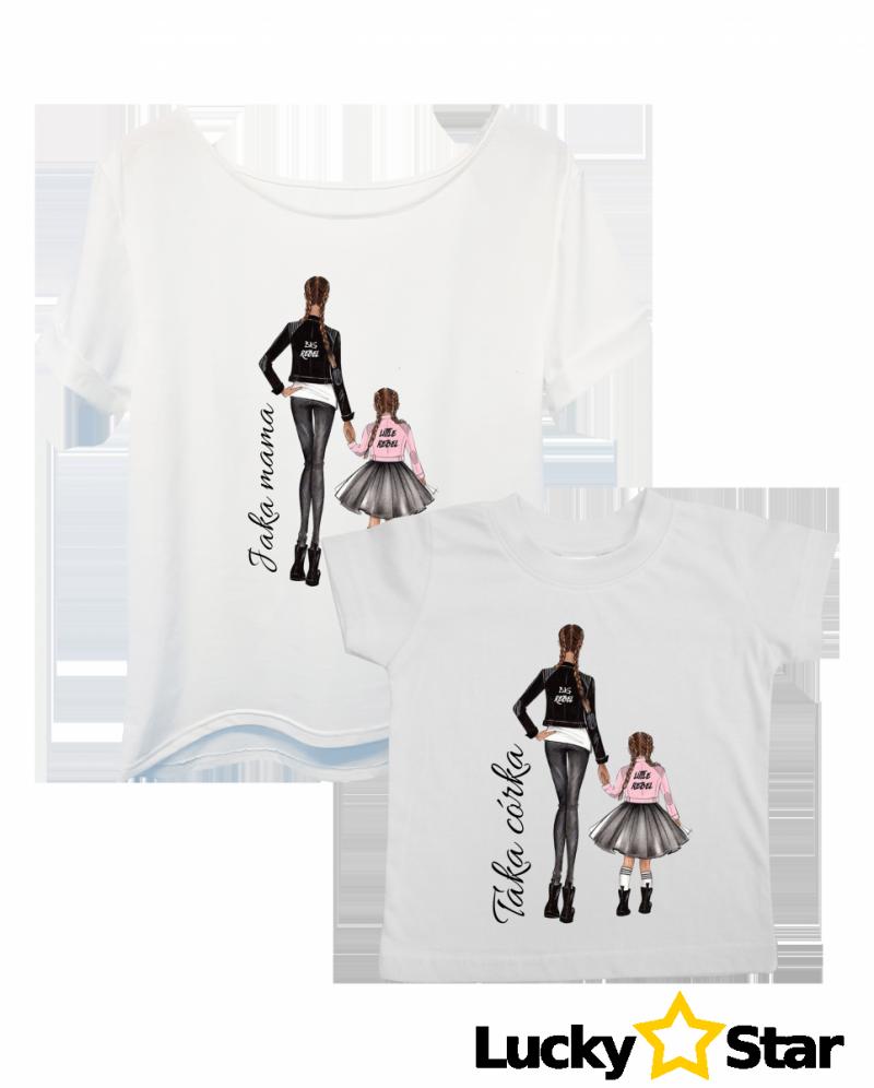 Koszulki Jaka mama... taka córka