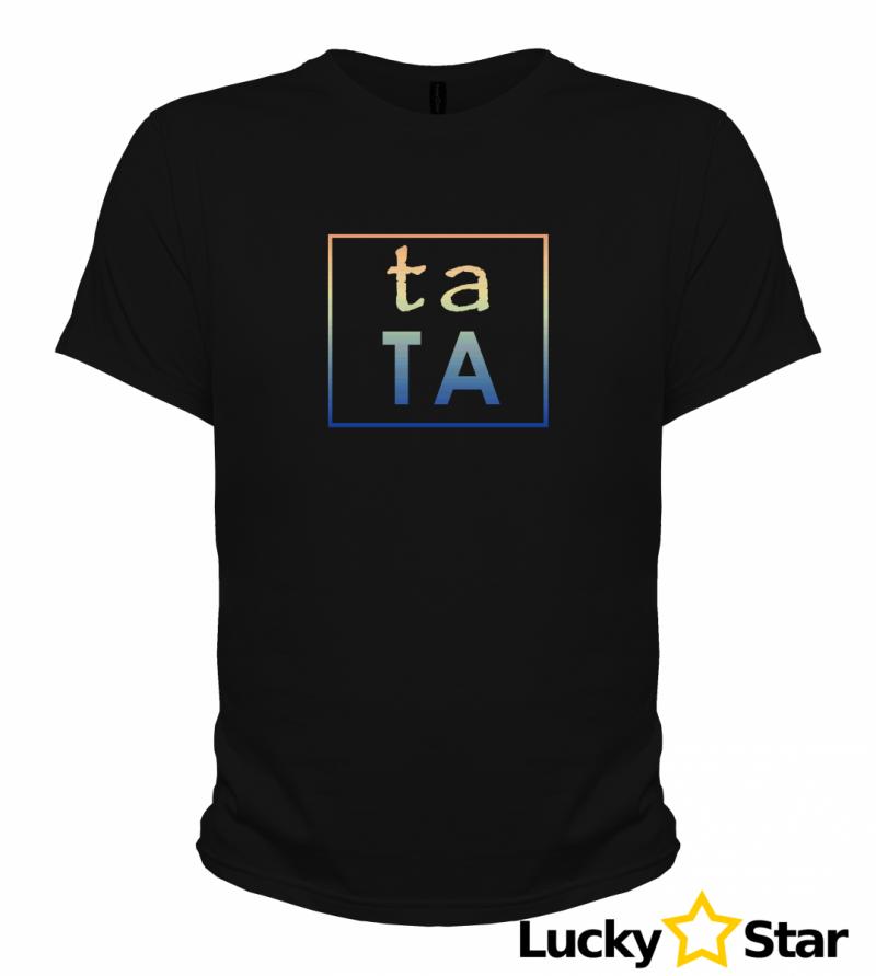 Koszulka męska taTA